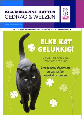 Link naar folder elke kat gelukkig