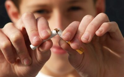 Niet roken in huis